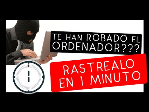 Como encontrar tu ordenador robado o perdido con Windows 10