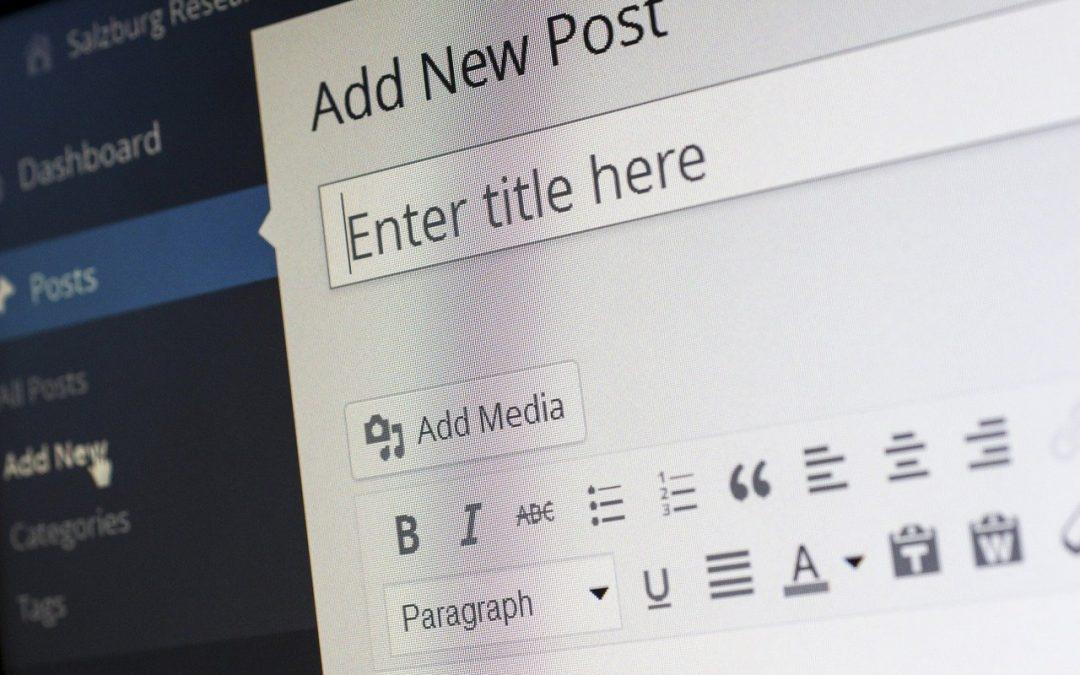 ¿Por qué elegir WordPress para la Web tu empresa?
